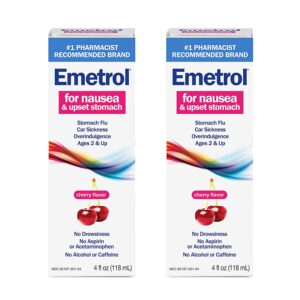 Peculiarities of use of Emetrol (domperidone)